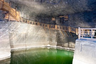 Salt Mine in Wieliczka - trip to Poland