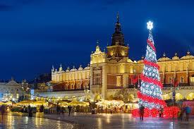 Christmas visit Krakow
